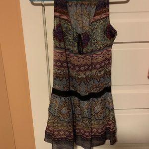 Tobi beach cover-up dress